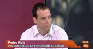 Entrevista Pedro Rojo TVE