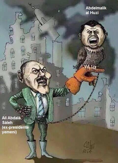 Yemen twiteado por Hadid H