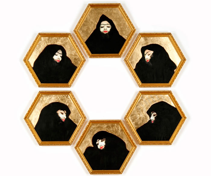 Tragedy of self Monira al Qadiri
