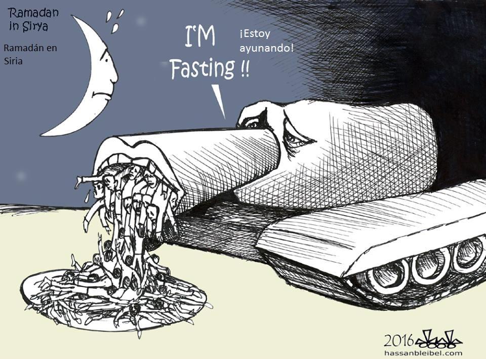 Hasan Bleibel_ramadán_siria