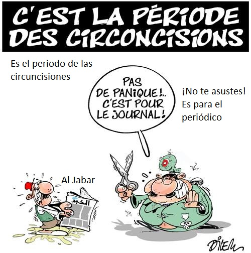 Ali Dilem_recortes de libertad de prensa_Argelia