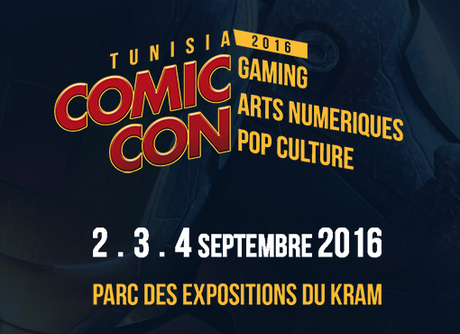 Comic Con Tunisia