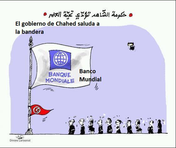 Gobierno-Túnez.Tawfiq Omrane