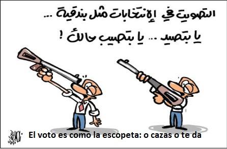 elecciones jordanas