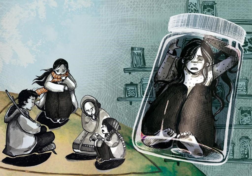 ICULT   exposicion  Calamos y vinetas  sobre comic arab al Centre Civil Fort Pienc