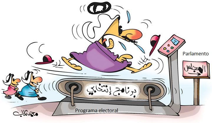 Elecciones Kuwait_Al Watan_Mohamed Zalab