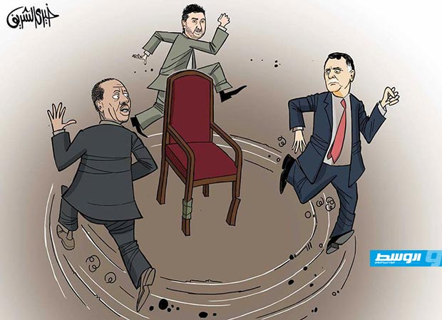 Jairi Sherif_Al Wasat Libia
